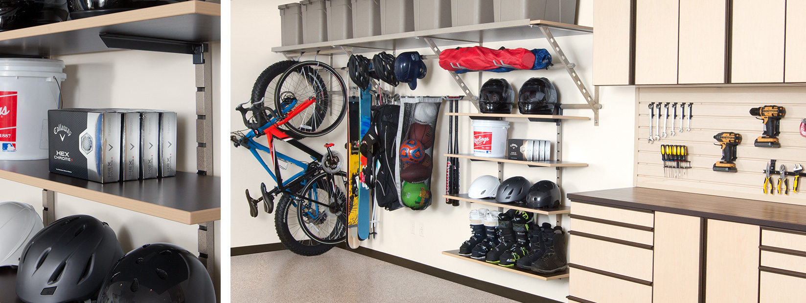 Garage Shelving System Miami