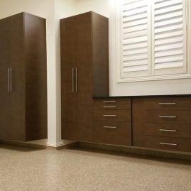 Florida Keys Garage Cabinet Systems